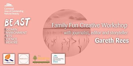 BEAST Family-Fun Creative Workshop tickets