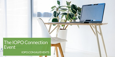 The IOPO Connection Event tickets