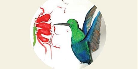 SCHOOL Holidays - Kids Art AGE 5-7 - Online class Van Gogh's Flowers tickets
