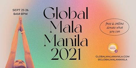 GLOBAL MALA MANILA 2021 biglietti