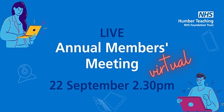 Annual Members Meeting (AMM) Virtual Event tickets
