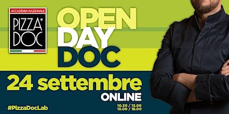 Open Day - Accademia Nazionale Pizza DOC biglietti