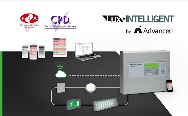 Emergency Lighting  CPD course by ADVANCED image