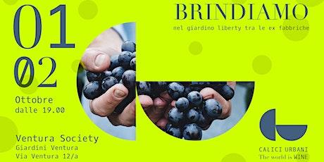 CALICI URBANI @ Ventura Society | Milano Wine Week biglietti