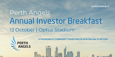 Annual Investor Breakfast tickets