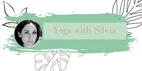 Yoga with Silvia tickets