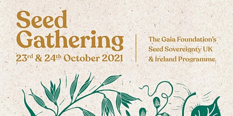 Seed Gathering 2021 tickets
