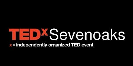 TEDx Sevenoaks tickets