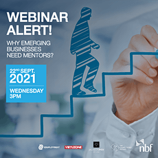 WHY EMERGING BUSINESSES NEED MENTORS? tickets