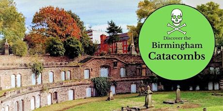 Halloween Discover the Birmingham catacombs tickets