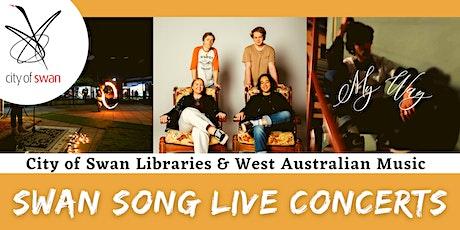 Swan Song Live Concert: Spici Water, Aiden Abra (Midland) tickets