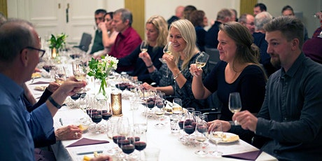 Klassisk vinprovning Örebro | Svampen Den 18 November tickets