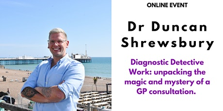 Diagnostic Detective Work: unpacking the magic & mystery of GP consultation tickets