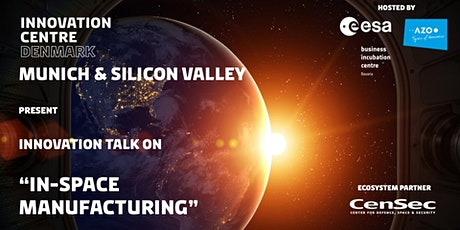 In-Space Manufacturing - Innovation Talk tickets