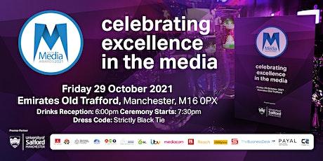 Asian Media Awards 2021 tickets
