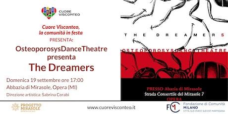 """""""Cuore Visconteo, la comunità in festa"""" presenta: The Dreamers biglietti"""