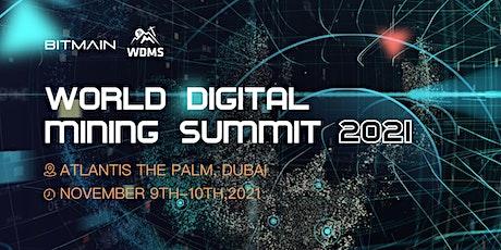 World Digital Mining Summit 2021 tickets