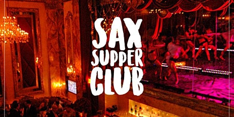 SAX Wednesdays: Complimentary Admission Until 11PM: MajorAndPerry.com tickets