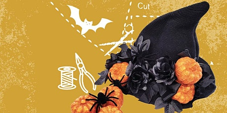 Mind Lounge: Halloween Hats @South Perth Library tickets