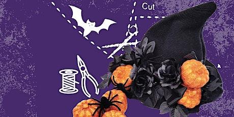 Mind Lounge: Halloween Hats @MannningLibrary tickets