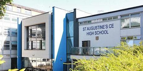 St Augustine's CE High School Year 6 Open Evening 2021 tickets
