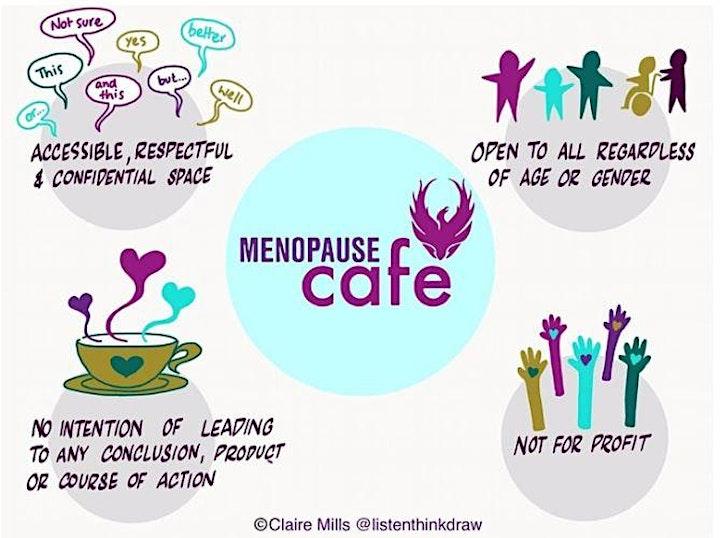 Menopause Café image