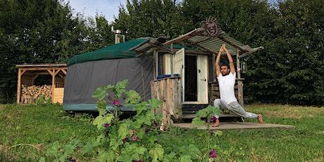 Masterclass d'Hatha Yoga classique avec Samit Singh billets