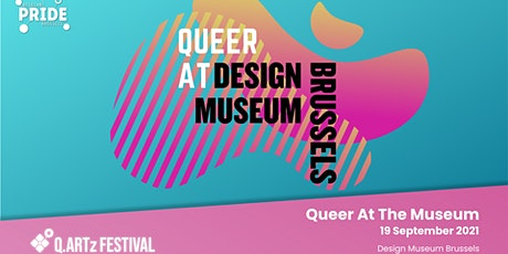 Queer At Design Museum Brussels tickets