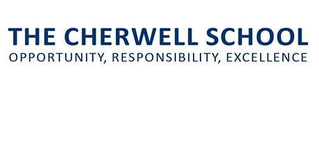 The Cherwell School Open Evening - Prospective Year 7 - 30th September 2021 tickets