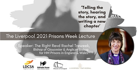 The Liverpool 2021 Prisons Week Lecture tickets