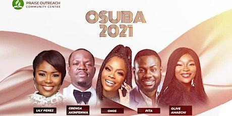 OSUBA 2021 tickets