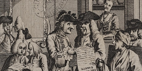Student Showcase: Coffeehouses in the 17th Century tickets