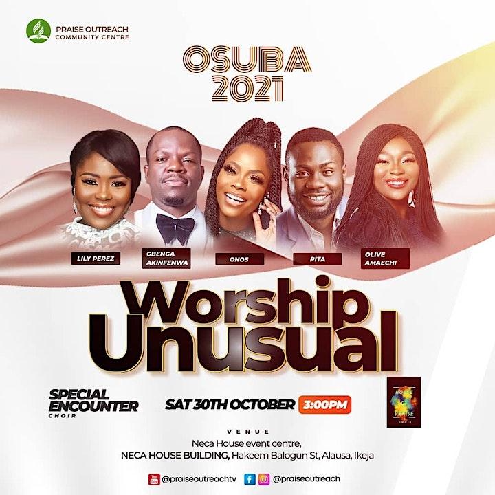 OSUBA 2021 image