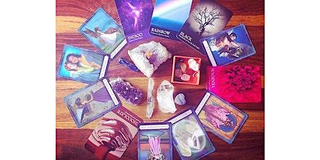 Angel Oracle Card Reading & Healing Workshop tickets