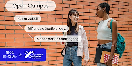 Open Campus – XU Exponential University *Live* Tickets