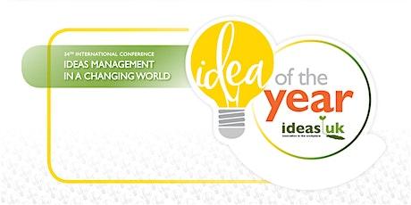 ideasUK - 2021 Idea of the Year Awards tickets