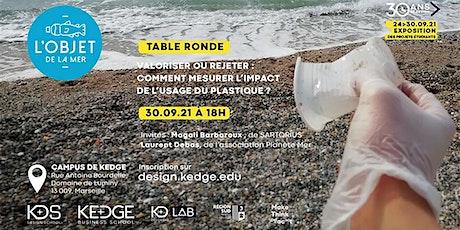« Valoriser ou Rejeter : Comment Mesurer l'impact de l'usage du plastique ? billets