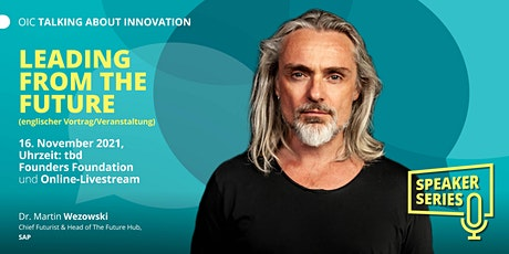 Talking About Innovation: Leading from the Future (engl.) tickets