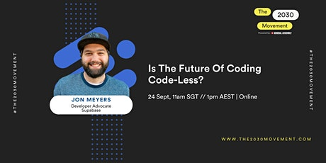 2030 Movement: Is The Future Of Coding Code-Less? tickets
