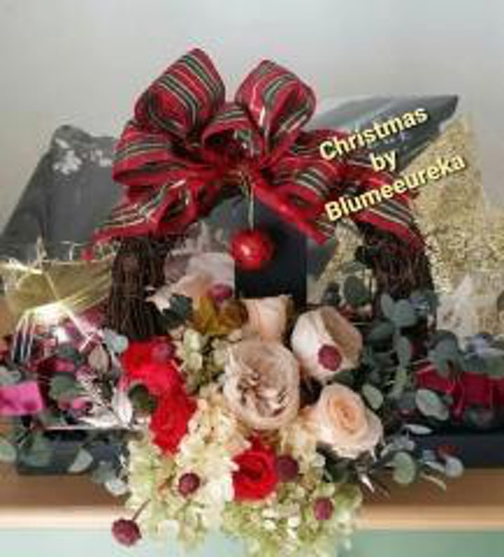 Christmas Hamper  Workshop by Blumeeureka image