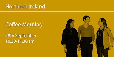 NI280921 Northern Ireland: Coffee Morning tickets