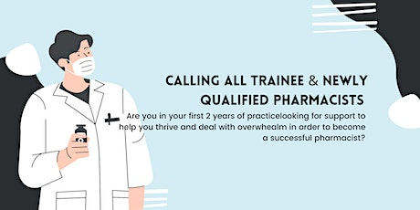 Careers coaching for Trainee & Newly qualified pharmacists tickets