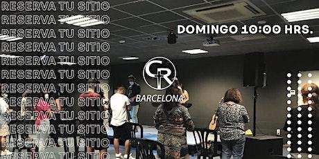 CASA SOBRE LA ROCA BARCELONA DOMINGO 10:00 HRS. entradas