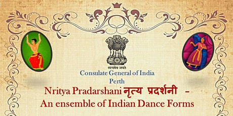 Nritya Pradarshani - An Ensemble of Indian Dance Forms tickets