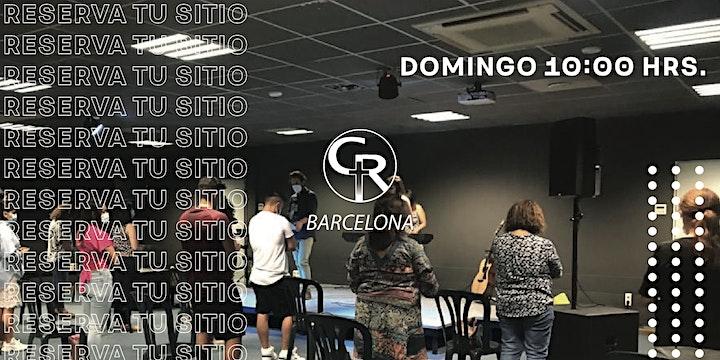 Imagen de CASA SOBRE LA ROCA BARCELONA DOMINGO 10:00 HRS.