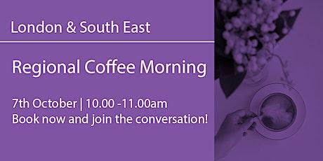 SE071021 South East: Regional Coffee Morning tickets