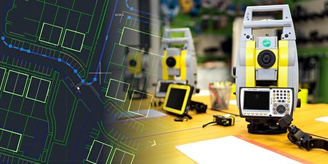 Setting out and Surveying With Total Station - Training Course tickets
