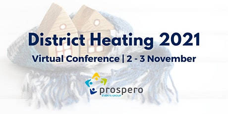 District Heating 2021 tickets