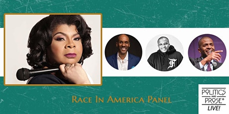 """P&P Live! """"Race in America"""" Panel moderated by April Ryan tickets"""