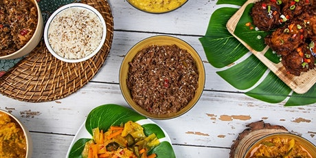 Double-Barrelled presents: Makan Malaysia Supper Club tickets